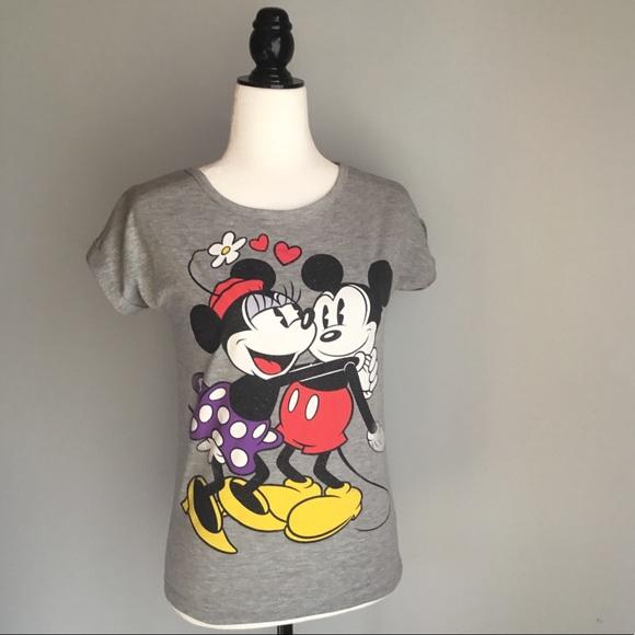 Disney Mickey & Minnie graphic t-shirt